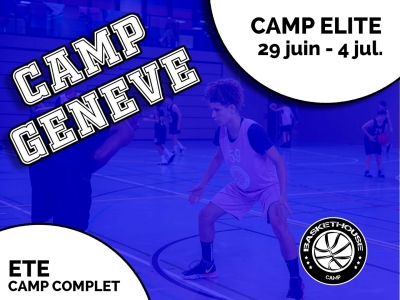 Camp pension complete semaine 1